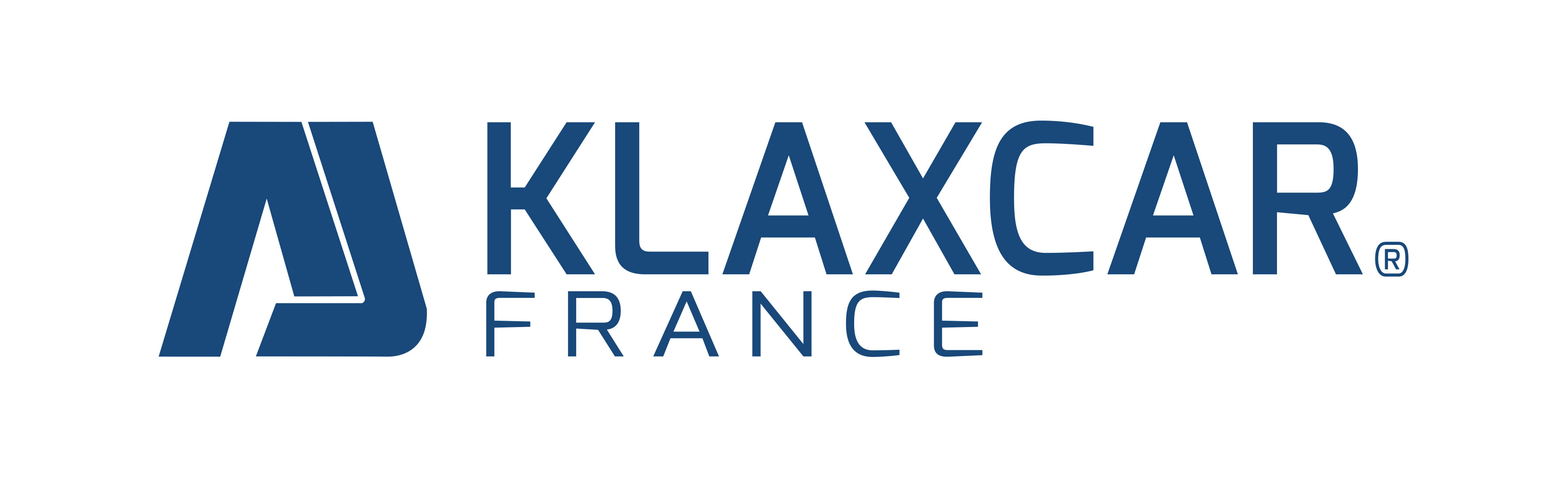 Klaxcar logo officiel